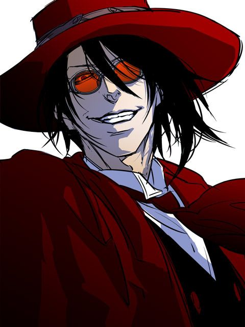 Alucard (Hellsing) svg #10, Download drawings