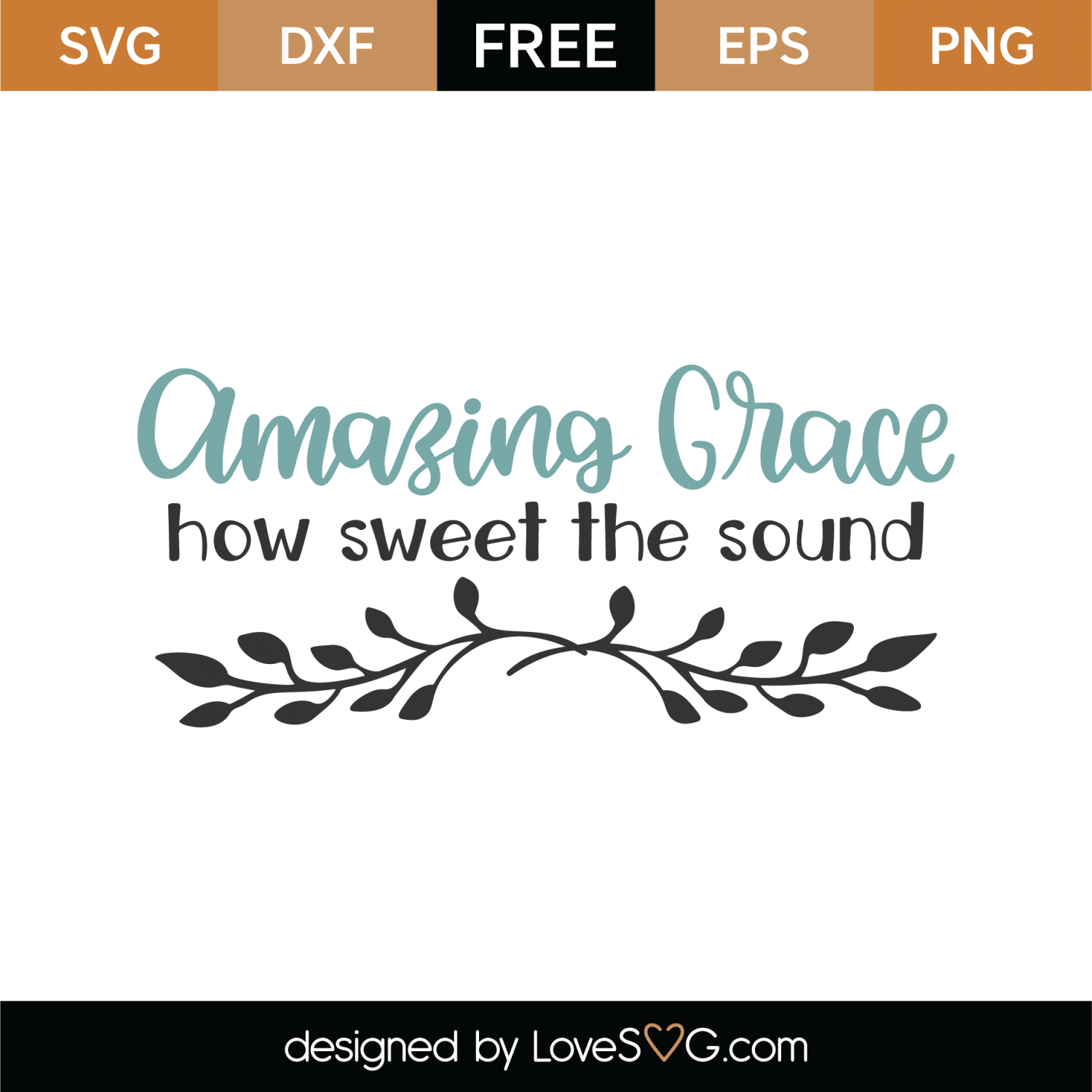amazing grace svg #1196, Download drawings