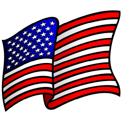 American Flag clipart #4, Download drawings