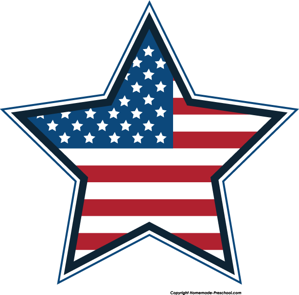 American Flag clipart #3, Download drawings