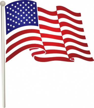 American Flag clipart #5, Download drawings