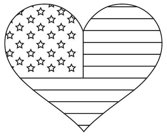 Flag coloring #13, Download drawings