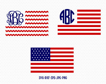 American Flag svg #18, Download drawings