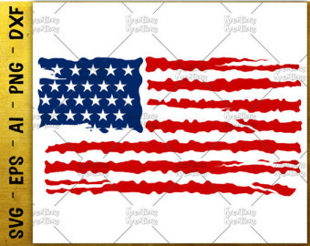 American Flag svg #17, Download drawings