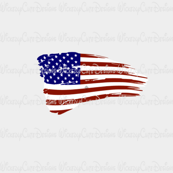 American Flag svg #7, Download drawings