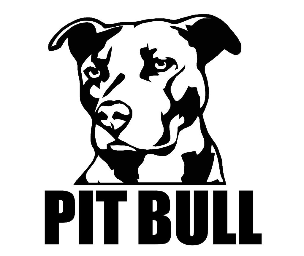 Pitbull clipart #13, Download drawings