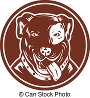 American Pit Bull Terrier clipart #11, Download drawings