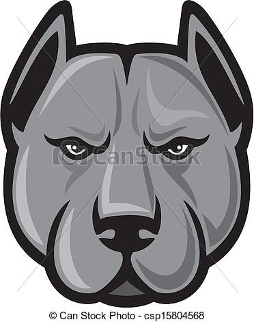 American Pit Bull Terrier clipart #9, Download drawings