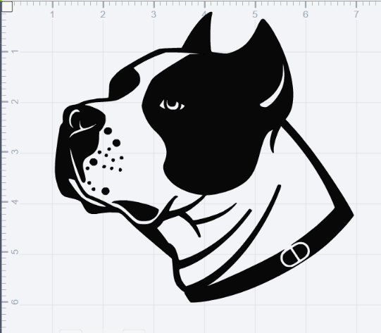 American Pit Bull Terrier svg #18, Download drawings