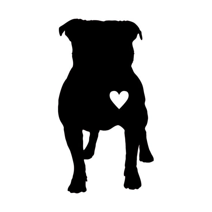 American Pit Bull Terrier svg #11, Download drawings