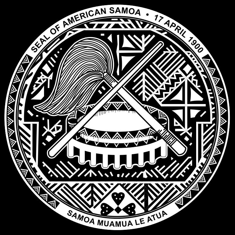 American Samoa svg #17, Download drawings