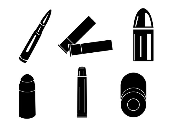 Ammo svg #17, Download drawings