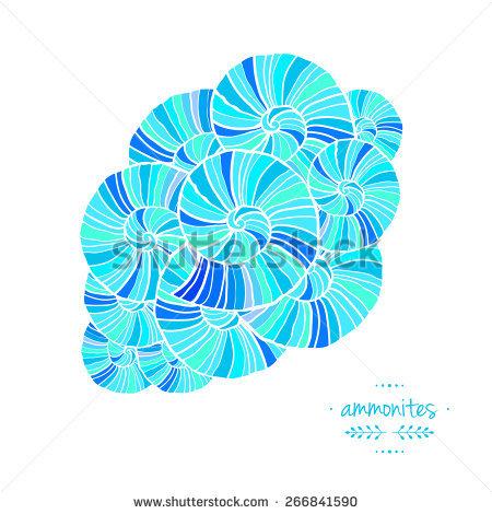 Ammonite svg #18, Download drawings