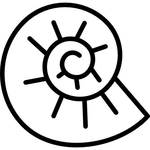 Ammonite svg #16, Download drawings