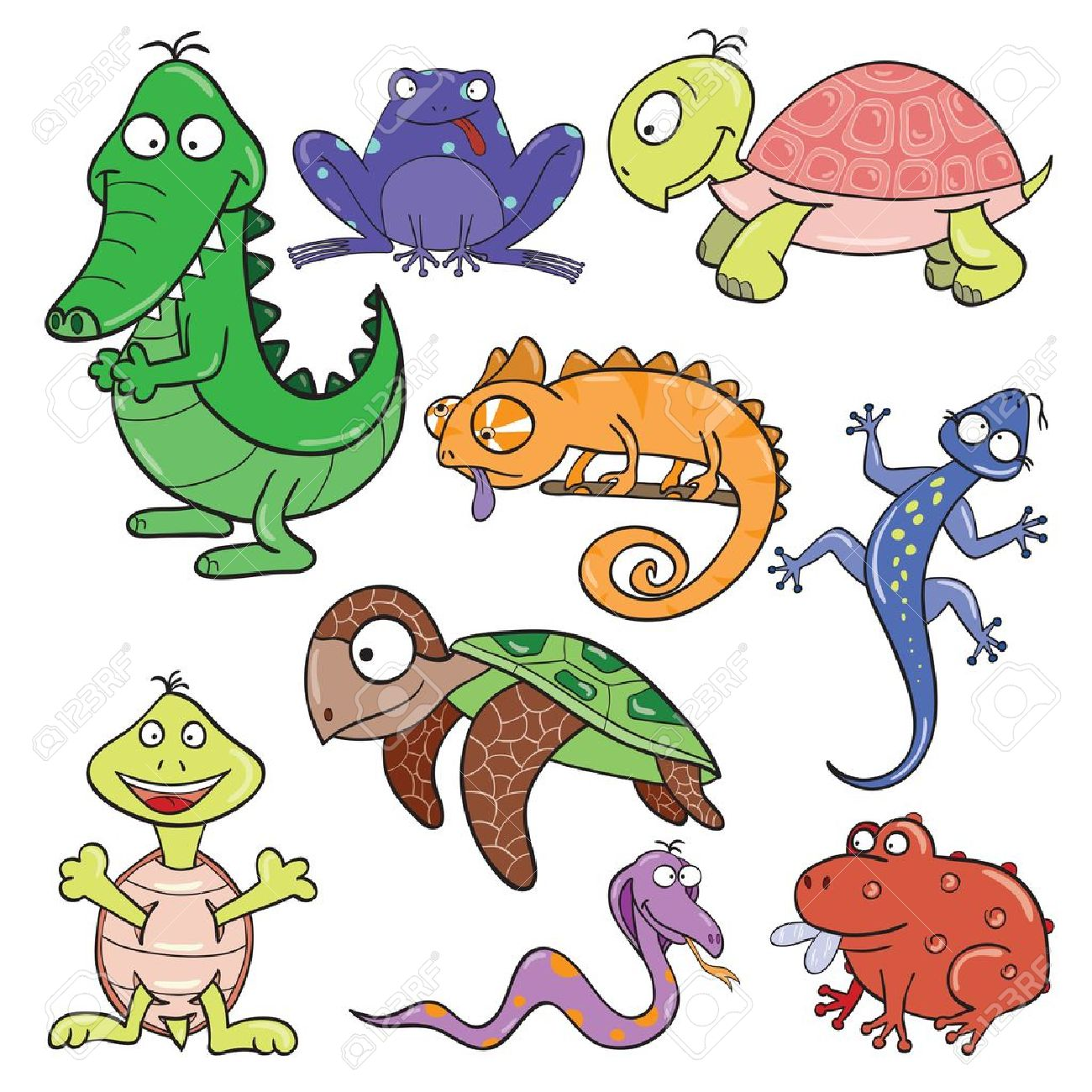 Amphibian clipart #11, Download drawings