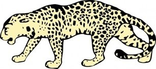 Amur Leopard clipart #17, Download drawings