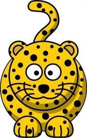 Amur Leopard clipart #4, Download drawings