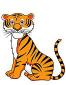 Amur Tiger clipart #18, Download drawings