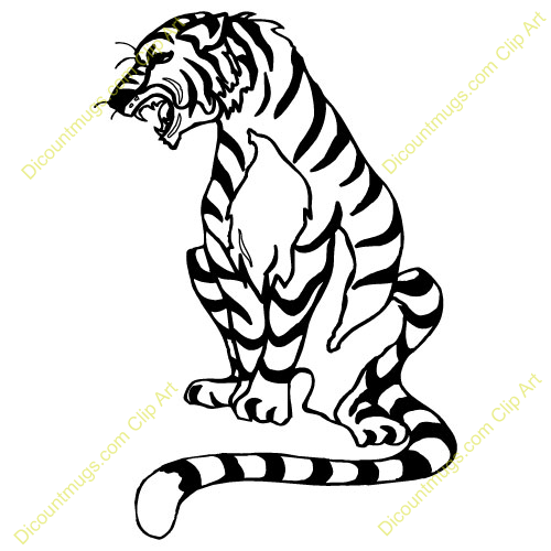 Amur Tiger clipart #8, Download drawings