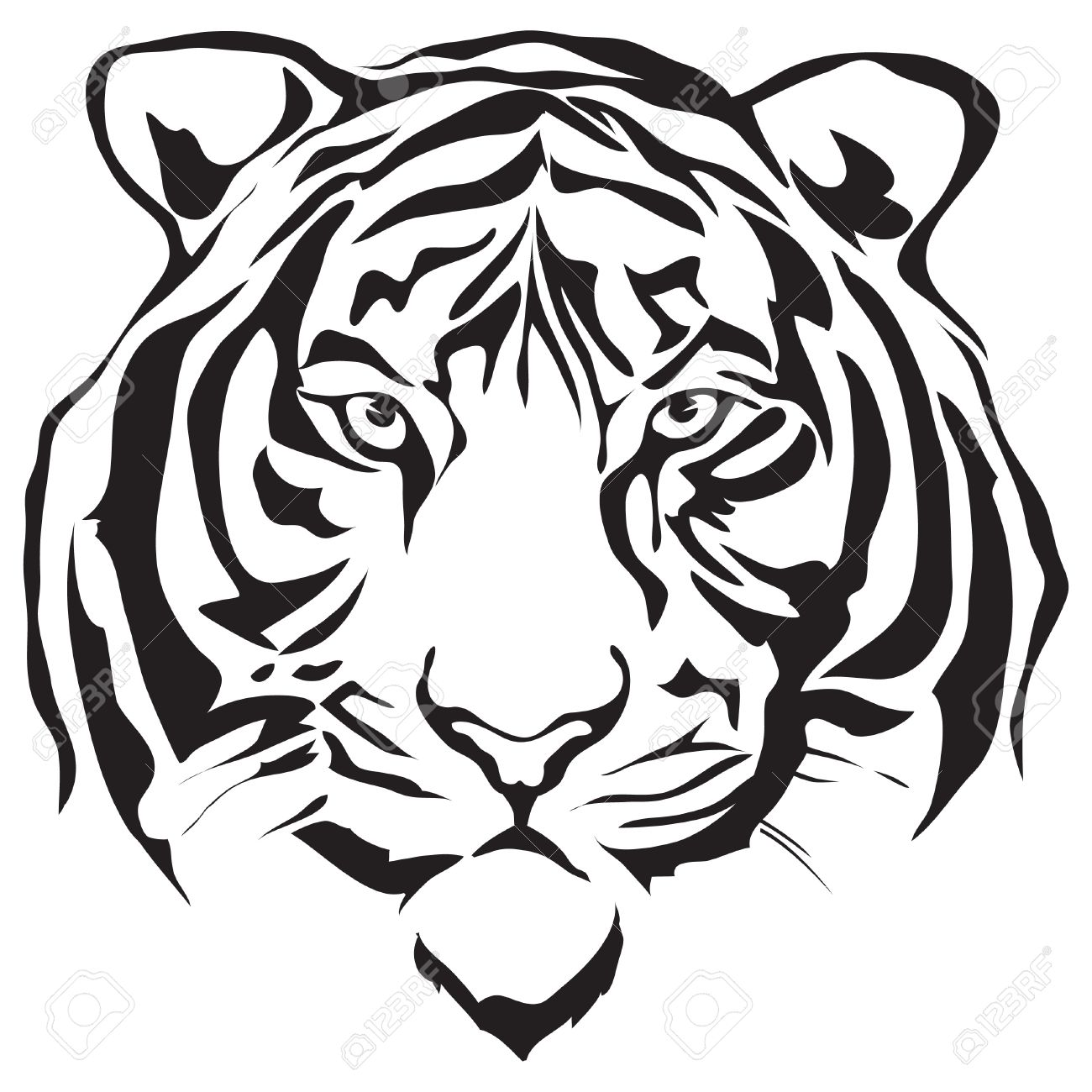 Amur Tiger clipart #10, Download drawings