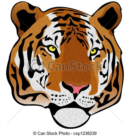 Amur Tiger clipart #3, Download drawings