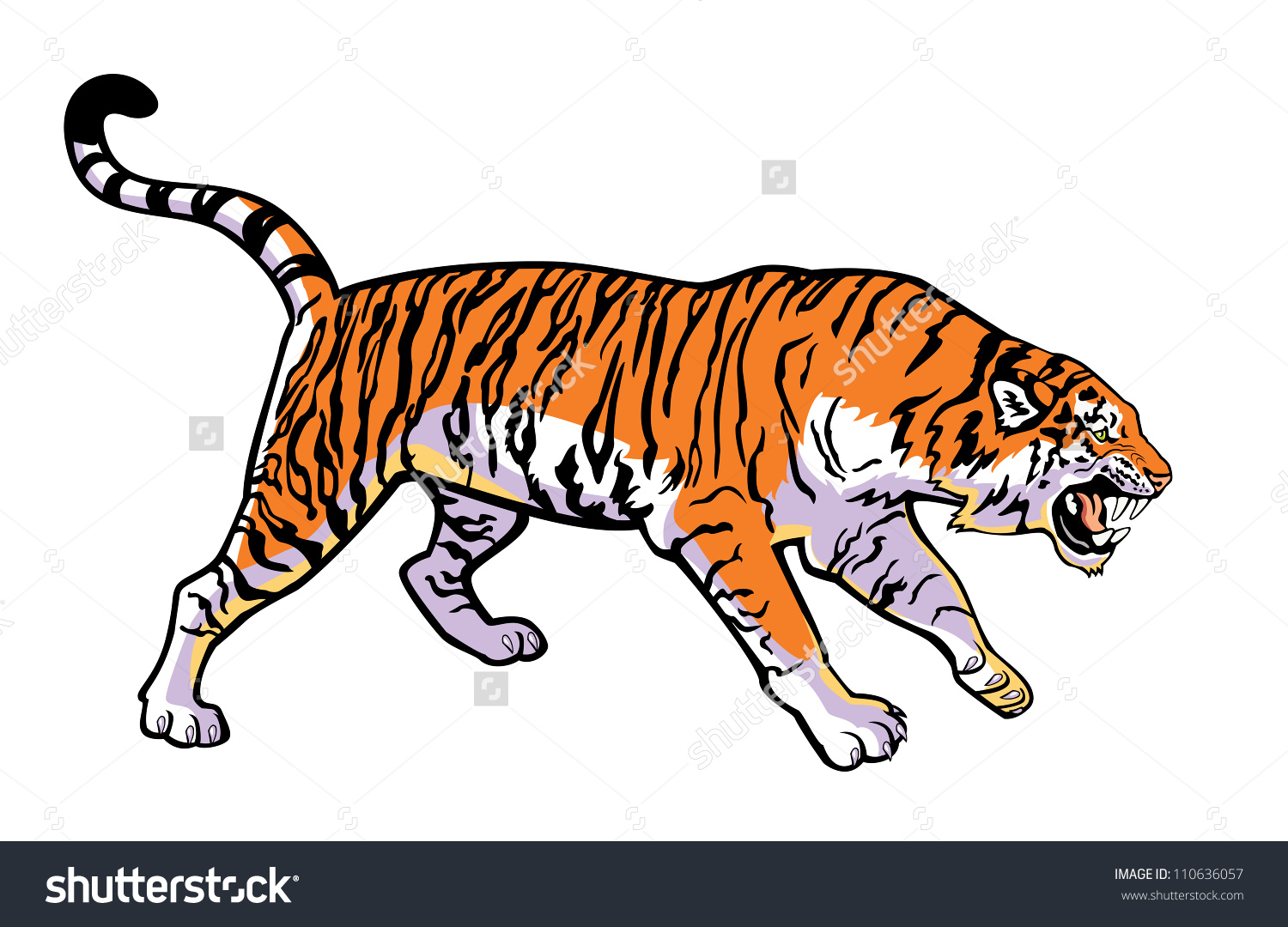 Amur Tiger clipart #14, Download drawings