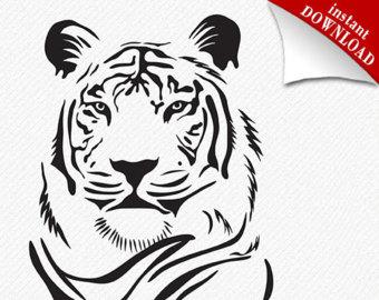 Siberian Tiger svg #14, Download drawings
