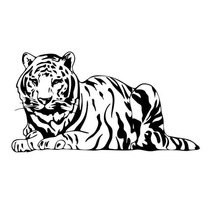 Siberian Tiger svg #12, Download drawings