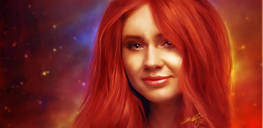 Amy Pond coloring #5, Download drawings