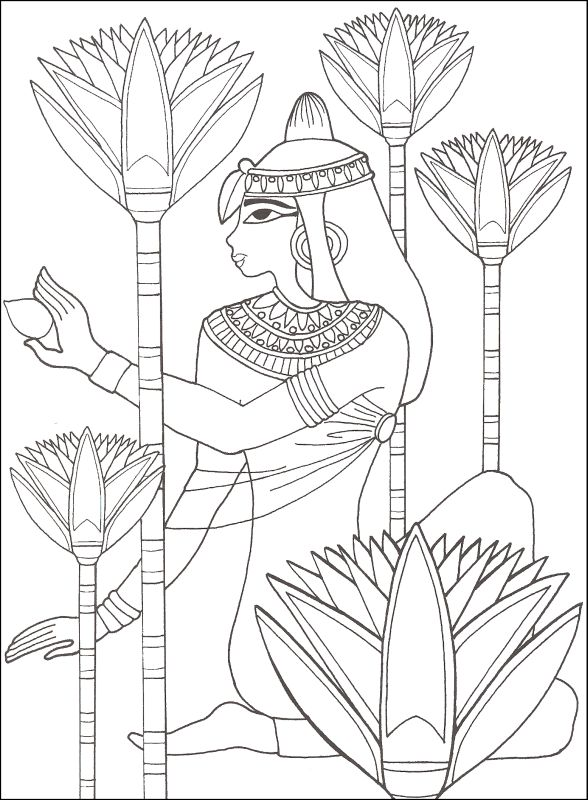Ancient coloring #15, Download drawings