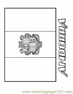 Andorra coloring #15, Download drawings