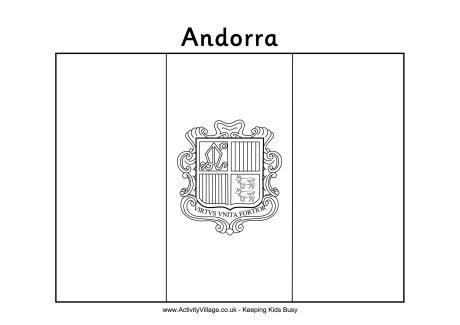 Andorra coloring #19, Download drawings