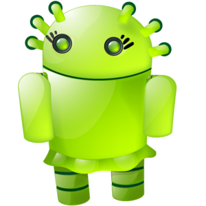 Android clipart #6, Download drawings