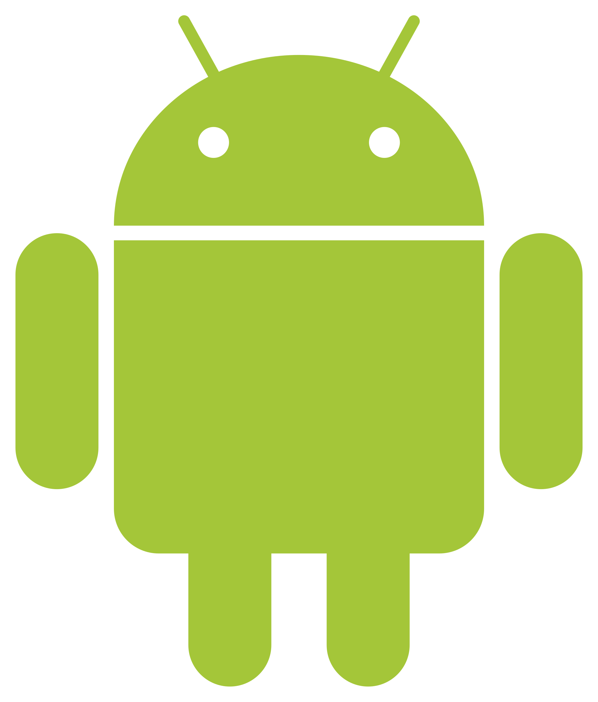 Android svg #18, Download drawings