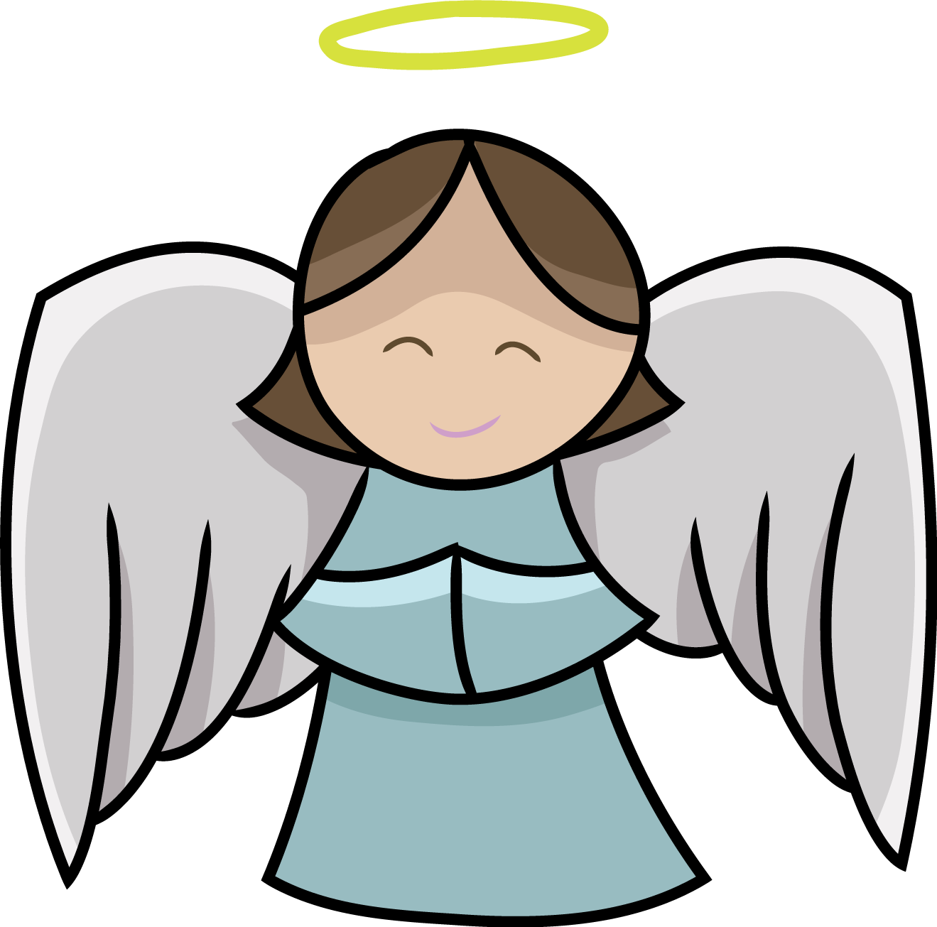 Angel clipart #2, Download drawings