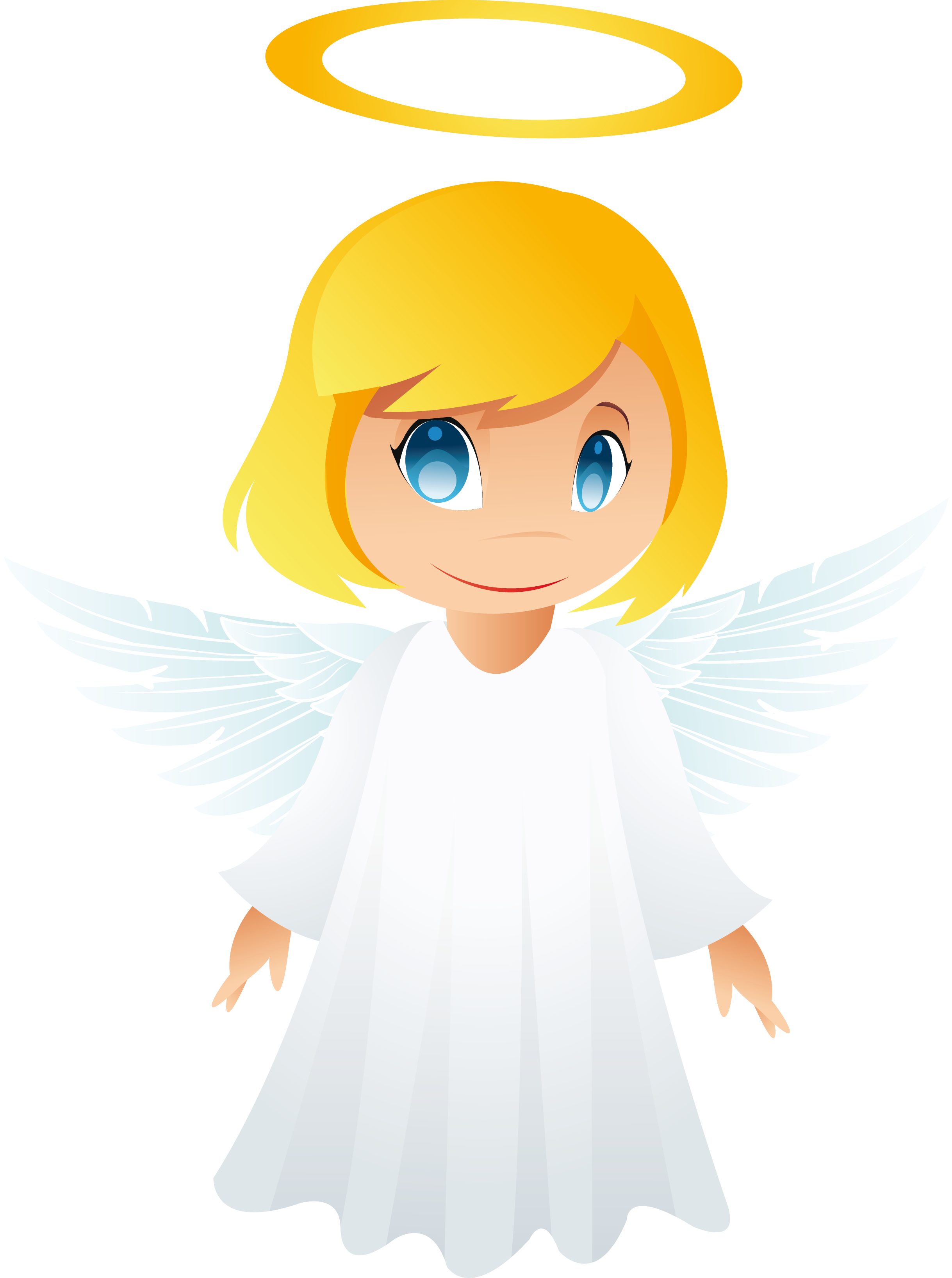 Angel clipart #3, Download drawings