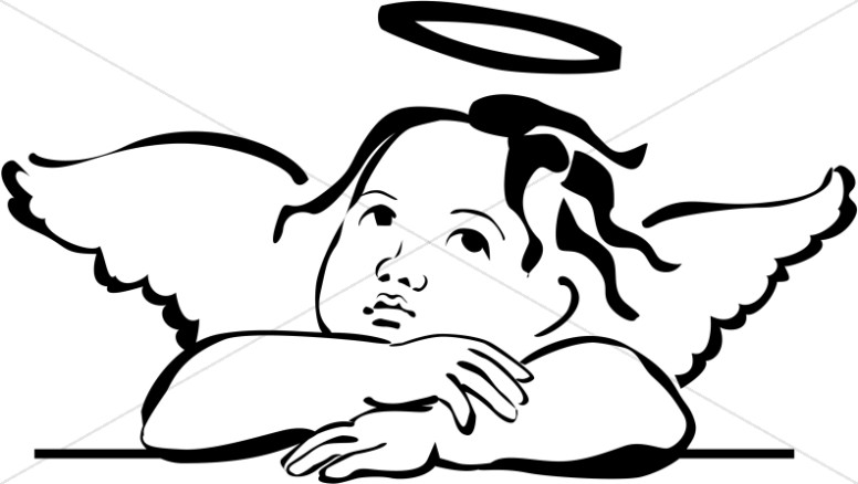 Angel clipart #9, Download drawings