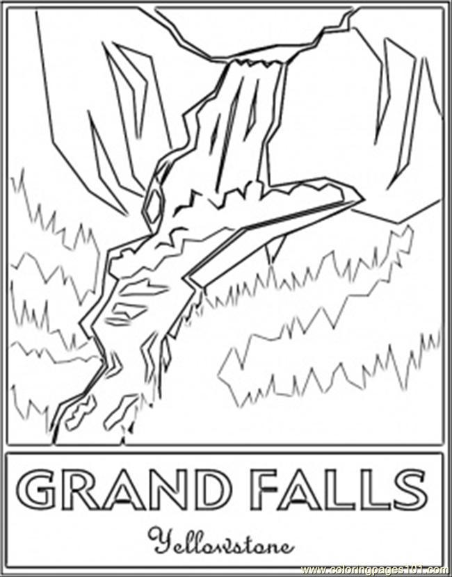 niagara falls coloring pages - niagara falls coloring download niagara falls coloring