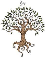 Angel Oak Tree svg #17, Download drawings
