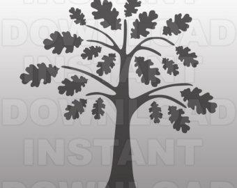 Angel Oak Tree svg #15, Download drawings