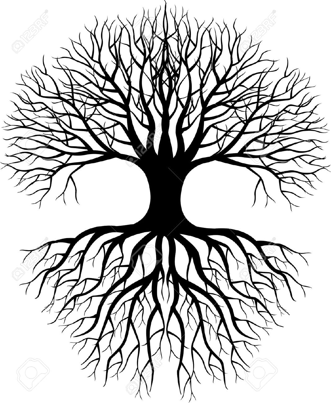 Angel Oak Tree svg #3, Download drawings