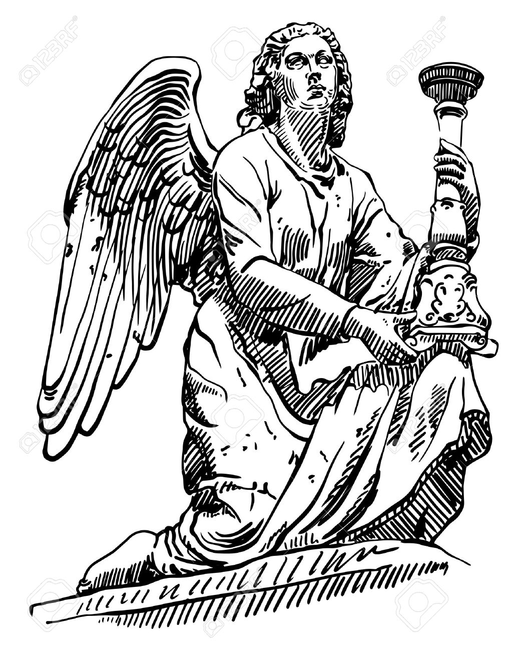 Archangel clipart #6, Download drawings