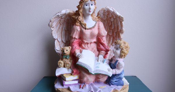 Angel Statue coloring #8, Download drawings