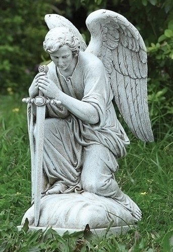 Angel Statue coloring #1, Download drawings