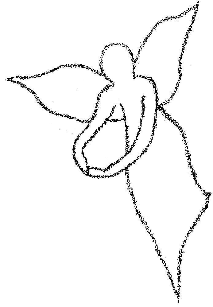 Angel Statue coloring #18, Download drawings
