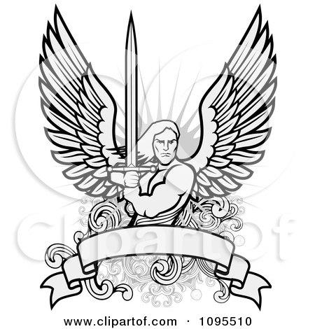 Angel Warrior coloring #13, Download drawings
