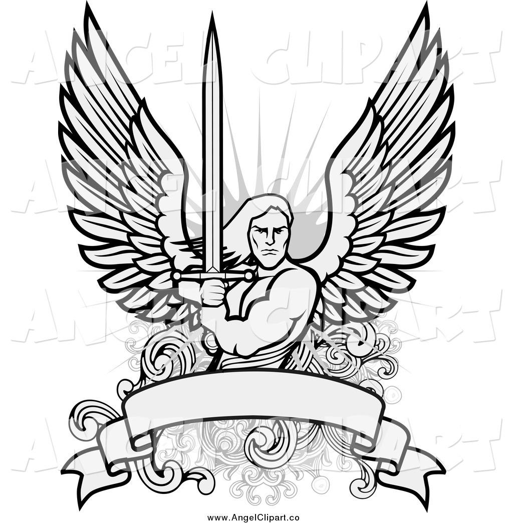 Angel Warrior coloring #11, Download drawings