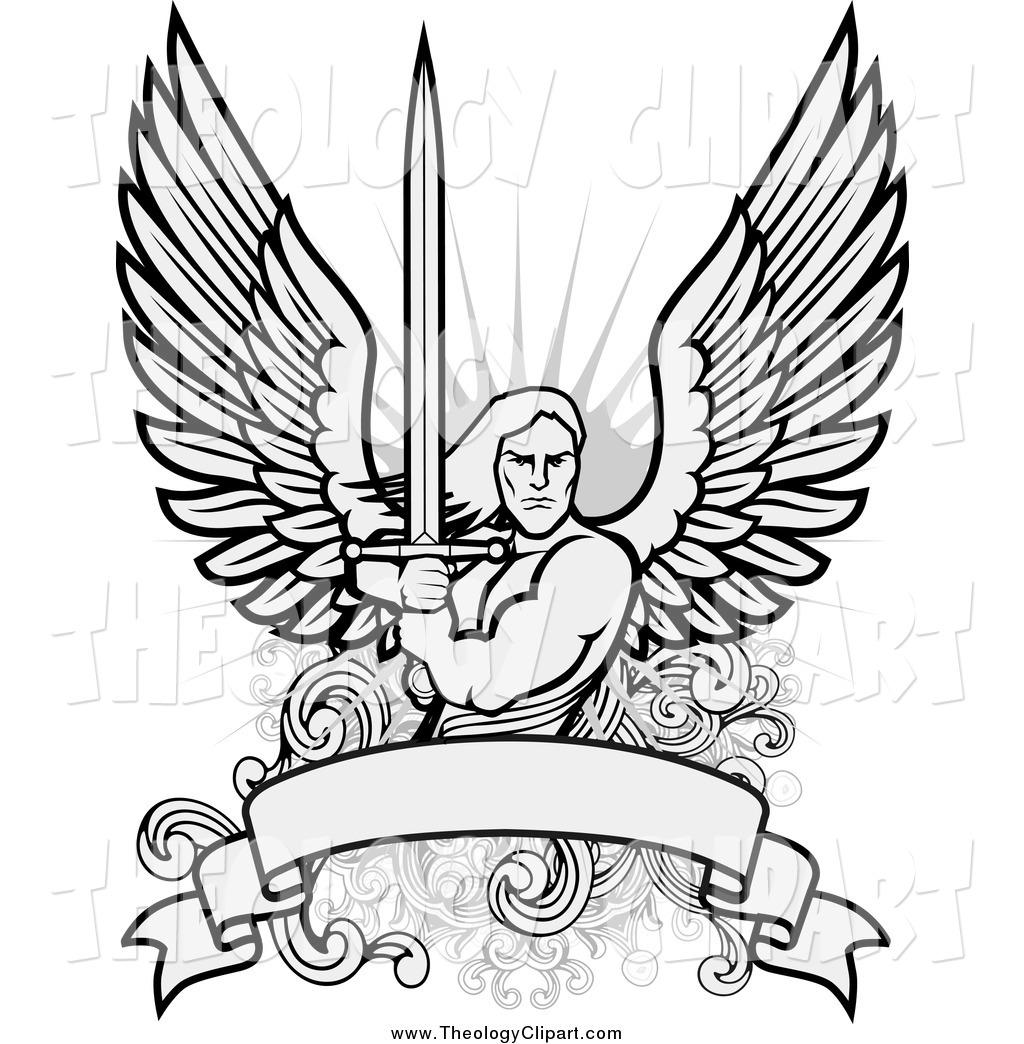 Angel Warrior coloring #3, Download drawings