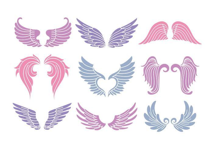 angel wings svg free #560, Download drawings
