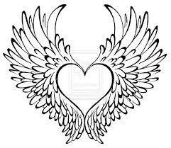 angel wings svg free #562, Download drawings